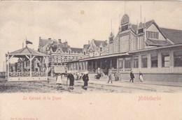 Middelkerke, Le Kursaal Et La Digue (pk47855) - Middelkerke