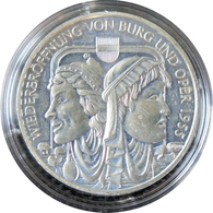 281 - 10 EUROS AUTRICHE 2005 - Réouverture De L'Opéra 1955 - Autriche