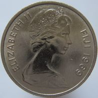 Fiji 5 Cents 1969 AUNC - Fidji