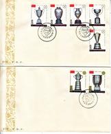 PRC  J  71   FDC   TABLE  TENNIS  CHAMPIONSHIP - 1949 - ... République Populaire