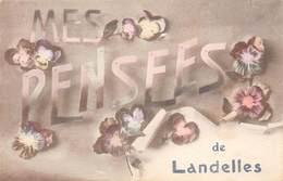 Mes Pensées De LANDELLES - Très Bon état - Francia