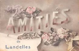 Amitiés De LANDELLES - Très Bon état - Autres Communes