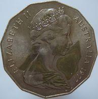 Australia 50 Cents 1977 XF / AUNC - Decimal Coinage (1966-...)