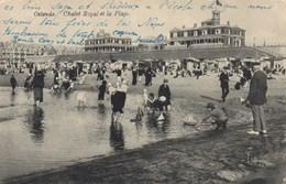 Oostende, Ostende, Chalet Royal Et La Plage (pk47896) - Oostende