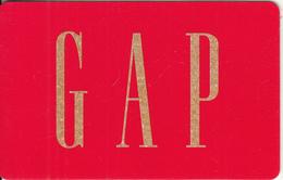 UK - GAP Magnetic Gift Card, Unused - Gift Cards