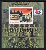 H91- Indonesia 1994. International Stamp Exhibition Philakorea 1994 - Indonesia