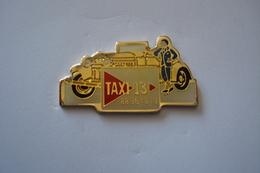 20180620-1830 ALSACE STRASBOURG SOCIETE « TAXI 13 » - Badges