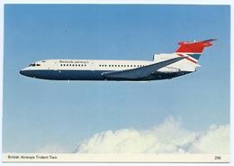 BRITISH AIRWAYS TRIDENT TWO - 1946-....: Moderne