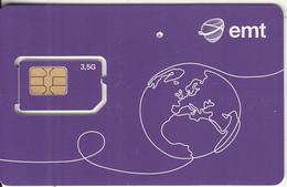 ESTONIA - EMT GSM, Mint - Estonia