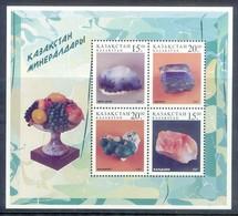H108- Kazakhstan 1997 Minerals Mineral Mineraux. - Kazakhstan