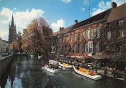 CPM - BRUGGE - Dijver En O.L. Vrouwkerk - Brugge