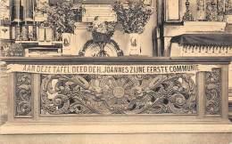 DIEST - Eglise Notre-Dame, Table-Sainte Où Jean Fit Sa Première Communion - Diest