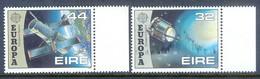 H116- Eire 1991. EUROPA. Space. Satellite. - Europa-CEPT