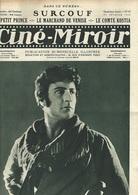 Cine Miroir  N° 67 1er Février 1925  Jean Angelo - Werner Krauss - Jackie Coogan - 1900 - 1949