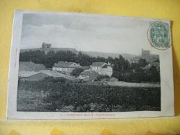 L9 7300. CPA 1906. 11 FABREZAN (AUDE) VUE GENERALE. EDIT. G. LOUPIAC N° 6. - France