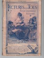 Lectures Pour Tous  Numéro 11  Août 1906..  Chez Les Maîtres Des Destinées De La Russie - Les Convulsions De La Terre... - 1900 - 1949