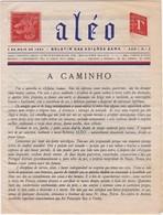 PORTUGAL - BOLETIM DAS EDIÇÕES GAMA - LISBOA  - ALÉO - Nº2 -  1942 - Magazines