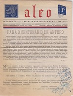 PORTUGAL - BOLETIM DAS EDIÇÕES GAMA - LISBOA  - ALÉO - Nº3 -  1942 - Magazines