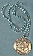 Medaille / Plakette Von 1984  -  85 Jahre Radsport VC Darmstadt 1899  -  Ca. 50 Mm Durchmesser - Sports