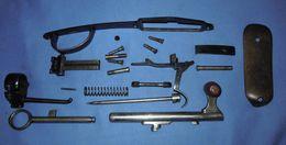 Grand Lot Pour Carabine Schmidt Rubin K11 !! - Militari