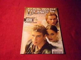 STAR WARS  LUCASFILM  MAGAZINE No 40  MARS  AVRIL   2003 - Cinema
