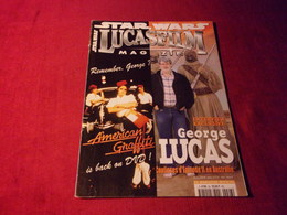 STAR WARS  LUCASFILM  MAGAZINE No 26 NOVEMBRE  DECEMBRE 2000 - Cinema