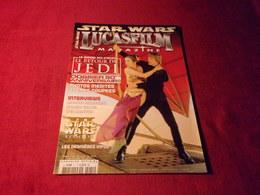 STAR WARS  LUCASFILM  MAGAZINE No 41 MAI JUIN 2003 - Cinema