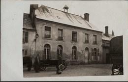 ! Fotokarte Photo, 02 BRUYERES Et MONTBERAULT. Post, Poste, Frankreich, 1. Weltkrieg, 1914-1918, Echtfoto - Autres Communes