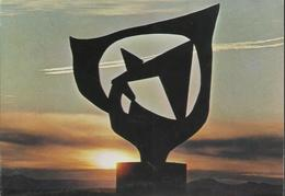 """"""" Through The Sound Barrier"""" By Sculptor Asmundurn Sveinsson - Sculture"""