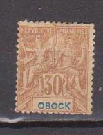 OBOCK           N°  YVERT   40   NEUF SANS GOMME        ( SG  018 ) - Unused Stamps