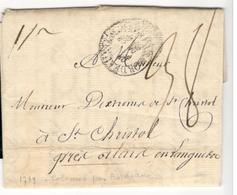 3838 - COLONIES PAR BORDEAUX - Postmark Collection (Covers)