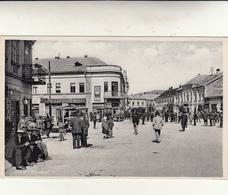 Chust, Ucraina. Namesti, Post Card Inused - Ucraina
