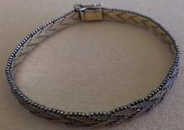 Silver 925 Bracelet 16.52 Gram - Bracelets