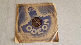 DISQUE 78T ODEON CIBOULETTE DUO FRERE ET SOEUR MUSIQUE DE REYNALDO HAHN - 78 Rpm - Gramophone Records