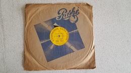 DISQUE 78T   ASSIMIL L'ESPAGNOL SANS PEINE - 78 G - Dischi Per Fonografi