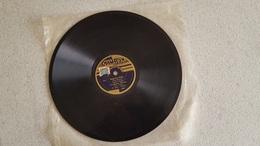 DISQUE 78T   CHAMPION MOI J'AI PEUR PAR DORIAN GREAVER ET LES BIGORNEAUX - 78 T - Disques Pour Gramophone