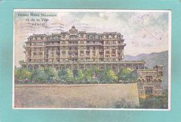 Old Postcard Of Grand Hotel Miramare,Genes,Genova,Genoa, Liguria, Italy,V61. - Genova (Genoa)
