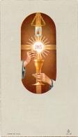 Devotie - Devotion - Communie Communion - Roger Totté - Deurne 1958 - Communion