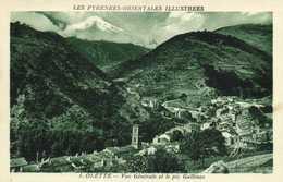 OLETTE  Vue Generale Et Le Pic Gallinas RV - Other Municipalities