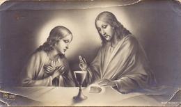 Devotie - Devotion - Communie Communion - Norbert & Edward Wielandt - Nieuwerkerken 1938 - Communion