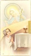 Devotie - Devotion - Communie Communion - Liliane Michielsens - Antwerpen 1948 - Communion