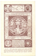 Devotie - Devotion - Wereld Uurwerk - Opdragen Mis - Andachtsbilder