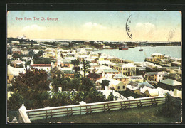 CPA Hamilton, View From The St. George - Bermudes
