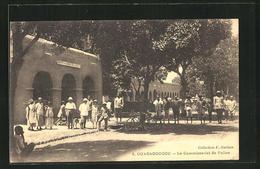 CPA Ouagadougou, Le Commissariat De Police - Cartes Postales