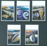 NORFOLK ISLAND - 2011 - MNH/**. - FAUNE MARINE - Yv 1041-1045  - Lot 17201 - Ile Norfolk