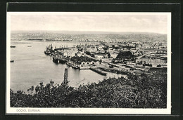 CPA Durban, View Of The Docks - South Africa