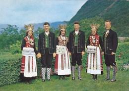 Hardanger - Bridal Couple 1984 - Norvège