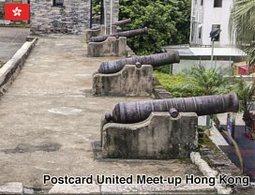 Postcard United Meet-up In Hong Kong - June 2018 (Lantau Island Fort) - China (Hong Kong)