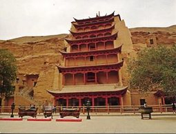 UNESCO China - Mogao Caves - China