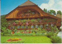 Switzerland, Suisse, Schweiz, Svizzera  - Emmental Emmentaler Bauernhaus Unused - Switzerland